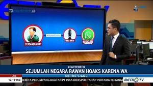Pangkas Hoaks dengan WhatsApp