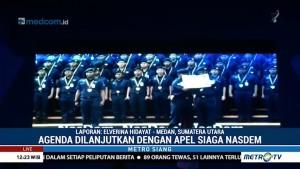 Konsolidasi Partai NasDem di Sumatera Utara