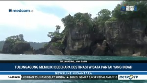 Pesona Bawah Laut Pesisir Selatan Pulau Jawa