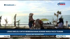 Sensasi Menikmati Kopi di Tepi Pantai Lhoknga