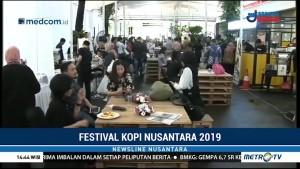 Berbagai Pengetahuan di Festival Kopi Nusantara 2019