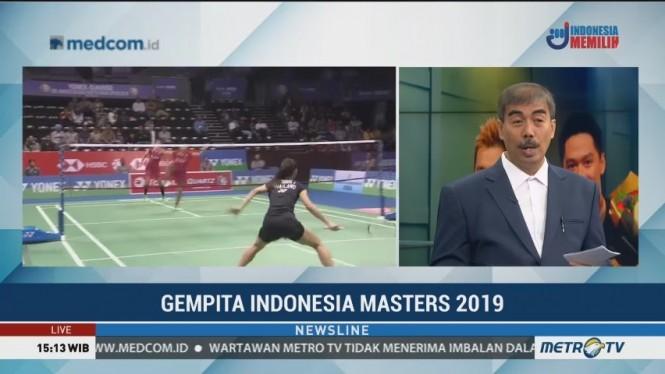 Gempita Indonesia Masters 2019