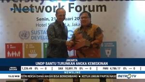 UNDP Bantu Pemerintah Turunkan Angka Kemiskinan