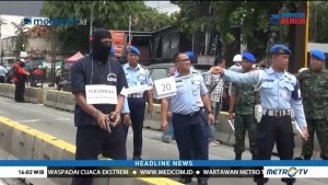 Polisi Militer AU Gelar Rekonstruksi Penembakan Letkol Dono