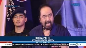 Surya Paloh Minta Kader NasDem Jaga Profesionalitas dan Moralitas