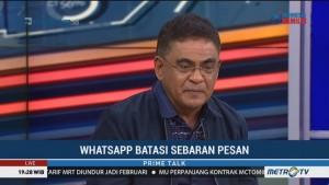 Pembatasan Forward Whatsapp, Baik atau Buruk?