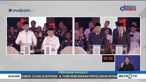 Pascadebat Pilpres Perdana: Jokowi atau Prabowo?