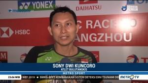 Sony Dwi Kuncoro dan Shesar Hiren Lolos ke Babak Utama
