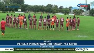 Persija Siap Bertarung di Piala Indonesia