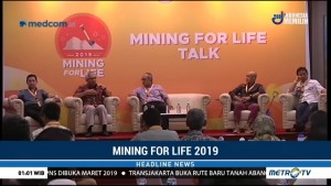 Asosiasi Pertambangan Indonesia Gelar Acara