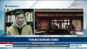 Paviliun Indonesia Curi Perhatian di WEF 2019