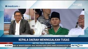 Sumarsono: Kemendagri Tegas Terhadap Kepala Daerah yang Tak Disiplin