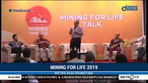 Asosiasi Pertambangan Indonesia Gelar Acara 'Mining for Life'