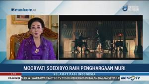 Mooryati Soedibyo, Peraih Gelar Eksekutif Produser Tersenior di Dunia (2)