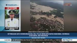 Banjir dan Longsor Terjang Gowa