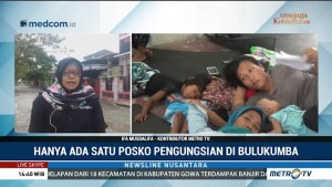 Banjir Rob Rendam Pesisir Sulawesi Selatan
