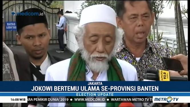 Ulama dan Kiai se-Banten Apresiasi Kinerja Jokowi-JK