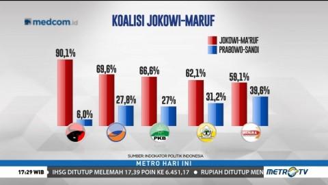 Kader PPP dan Hanura Tak Solid Dukung Jokowi-Ma'ruf