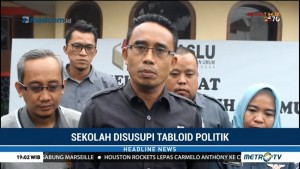 Bawaslu Kumpulkan Data Soal Penyebaran Tabloid 'Indonesia Barokah'
