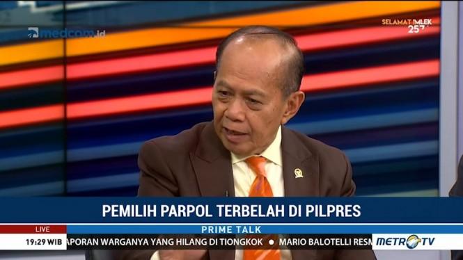 Demokrat Yakin Pembelotan Tak Pengaruhi Elektabilitas Prabowo
