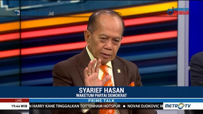 Demokrat Jadikan Pemenangan Prabowo-Sandi Target Kedua