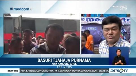 Keluarga Bersiap Jemput Ahok di Jakarta