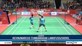 Sejumlah Wakil Indoneisa Lolos ke Babak Kedua Indonesia Masters