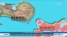 Syiar Sirah Nabawiyah: Persia & Romawi tak Putus Dirundung Konflik (1)