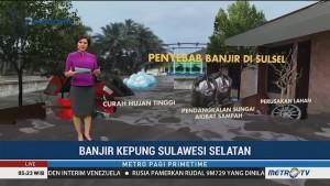 Fakta dan Data Banjir Sulawesi Selatan