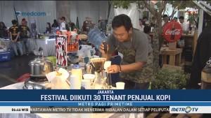 Rayakan Hari Jadi, Media Indonesia Gelar Festival Kopi Nusantara