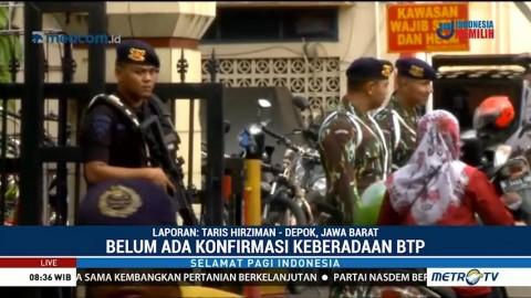 Pengamanan di Mako Brimob Jelang Pembebasan Ahok