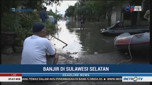 Hujan Masih Mengguyur Makassar