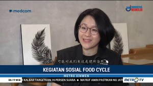 Kisah Inspiratif Astrid Paramita, Penggagas <i>Food Cycle</i>
