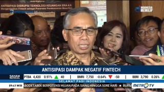 Langkah OJK Antisipasi Dampak Negatif Fintech