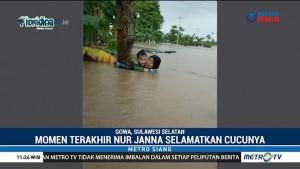 Kisah Pilu Nenek Meninggal Usai Selamatkan Cucu dari Banjir