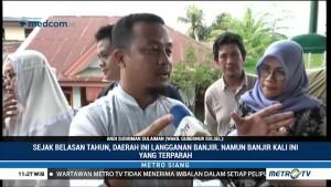 Perumnas Antang Makassar Langganan Banjir