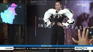 Indonesia Fashion Week 2019 Angkat Budaya Kalimantan