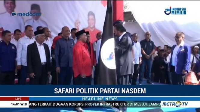 Kolaborasi Politik Partai NasDem dan Partai Lokal Aceh