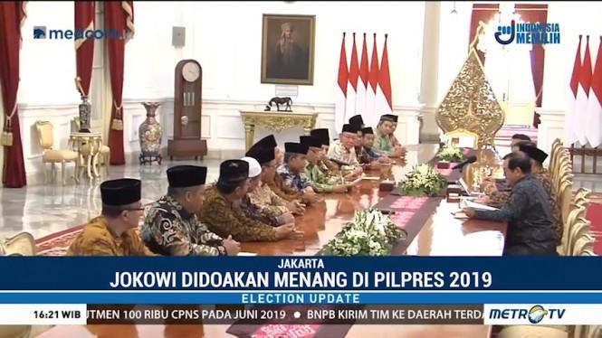 14 Ormas Islam Dukung Jokowi 2 Periode