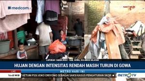 Warga Desa Tetebatu Mulai Bersihkan Sisa Material Banjir