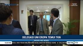 Delegasi Uni Eropa Temui TKN Jokowi-Ma'ruf