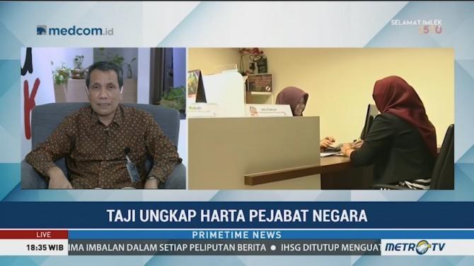 Pelaporan LHKPN Anggota DPR Turun Setelah Sistem Diubah