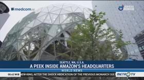 A Peek Inside Amazon's Headquarters