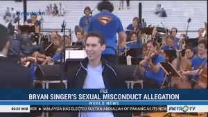 Bryan Singer's Sexual Misconduct Allegation