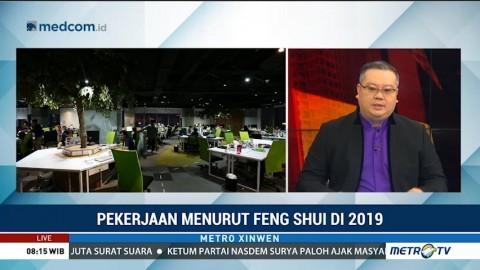 Pekerjaan Menurut Feng Shui di 2019