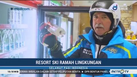 Resor Ski Ramah Lingkungan