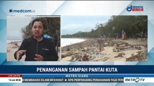 Upaya Penanganan Sampah di Pantai Kuta