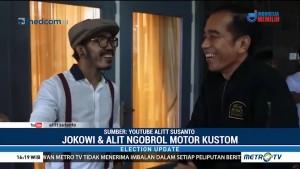 Ngobrol Motor Kustom Bareng Jokowi