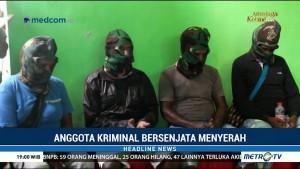 Empat Anggota KKB Papua Menyerahkan Diri