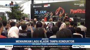 Konser Klasik Pynarello di Museum Bank Indonesia